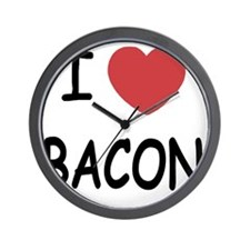 BACON222 Wall Clock