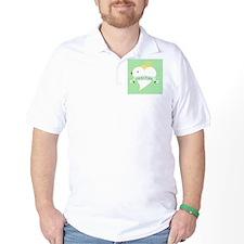 Love Heart Cockatoos T-Shirt