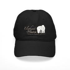 Logo Elephant Haven 300dpi Baseball Hat