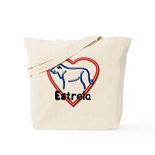 Estrela-Heart Tote Bag