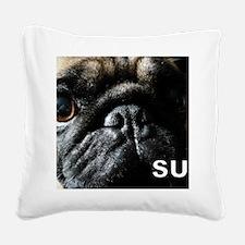 Quark_sup Square Canvas Pillow