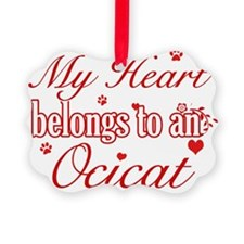 Ocicat Ornament