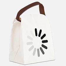 pw_dark_thin_1100 Canvas Lunch Bag