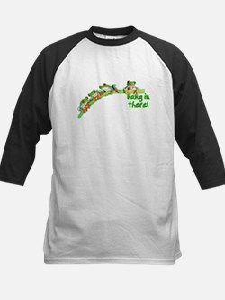 Froggies (Hang) Kids Baseball Jersey