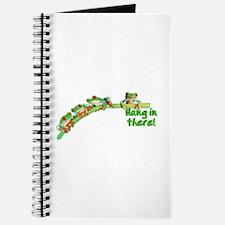 Froggies (Hang) Journal