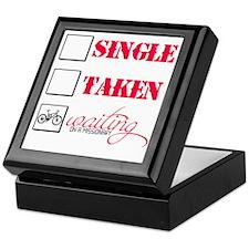 singlewaiting Keepsake Box