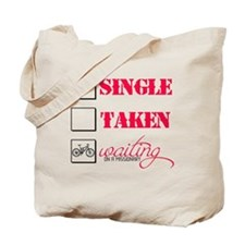 singlewaiting Tote Bag