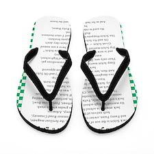 JackSchitt Flip Flops