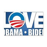 "Obama biden 3"" x 5"""