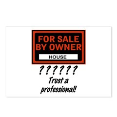 fsbo Postcards (Package of 8)