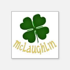 "McLaughlin Square Sticker 3"" x 3"""