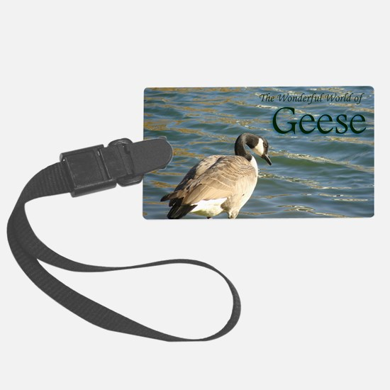 oversizedgoosecover Luggage Tag