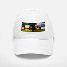 BPmug-TakeNote Baseball Baseball Cap