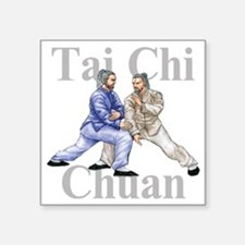 "taichichuanshoulderstrokeco Square Sticker 3"" x 3"""
