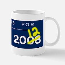 ObamaSticker Mug
