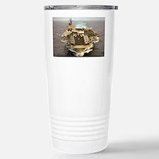 jfk cva large framed print Travel Mug