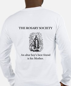 """Seal Front/""""Mother"""" Back Long Sleeve T-Shirt"""