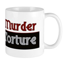 Meat is Murder Tofu is Torture Mug