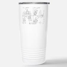 new graduate use Travel Mug
