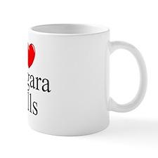 """I Love Niagara Falls"" Mug"