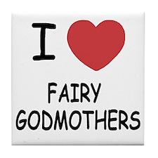 FAIRY_GODMOTHERS Tile Coaster