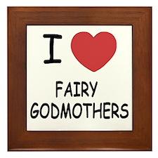 FAIRY_GODMOTHERS Framed Tile