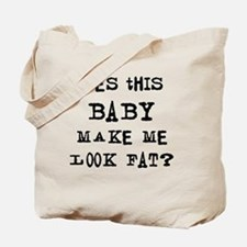 Does this baby... Tote Bag