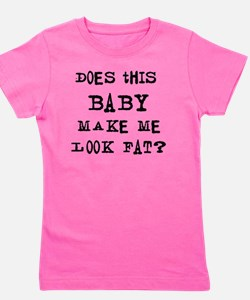Does this baby... Girl's Tee