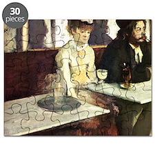 Edgar Degas AbsintheSC Puzzle