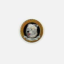 GLEN OF IMAAL TERRIER Mini Button
