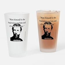 Carl Menger - The Economy Drinking Glass