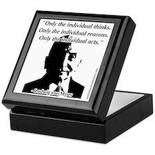 Ludwig von Mises - The Individual Keepsake Box