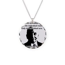 Ludwig von Mises - The Indiv Necklace