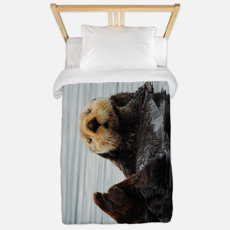 TabletSleeve_seaotter_2 Twin Duvet