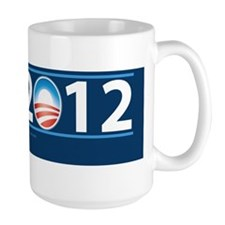 Hype  Blame 2012 - Anti Obama Mug