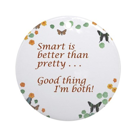 Smart and Pretty fashion charm/ornament
