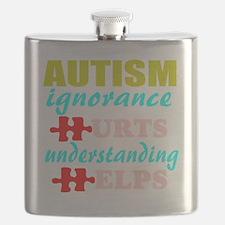 Autism understanding helps Flask