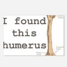 Humerus Postcards (Package of 8)