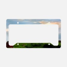 Nubble Lighthouse License Plate Holder