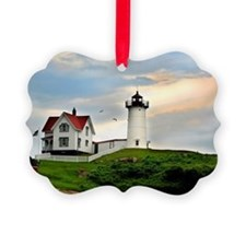 Nubble Lighthouse Ornament