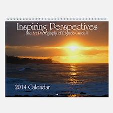 2014 Inspiring Perspectives Calendar Wall Calendar