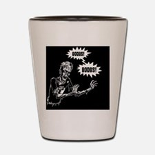 zombie-boobs-BUT Shot Glass