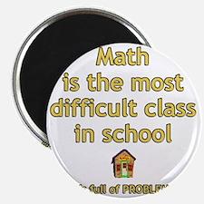 Difficult class Magnet