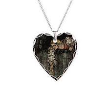 Card - Rapunzel Necklace