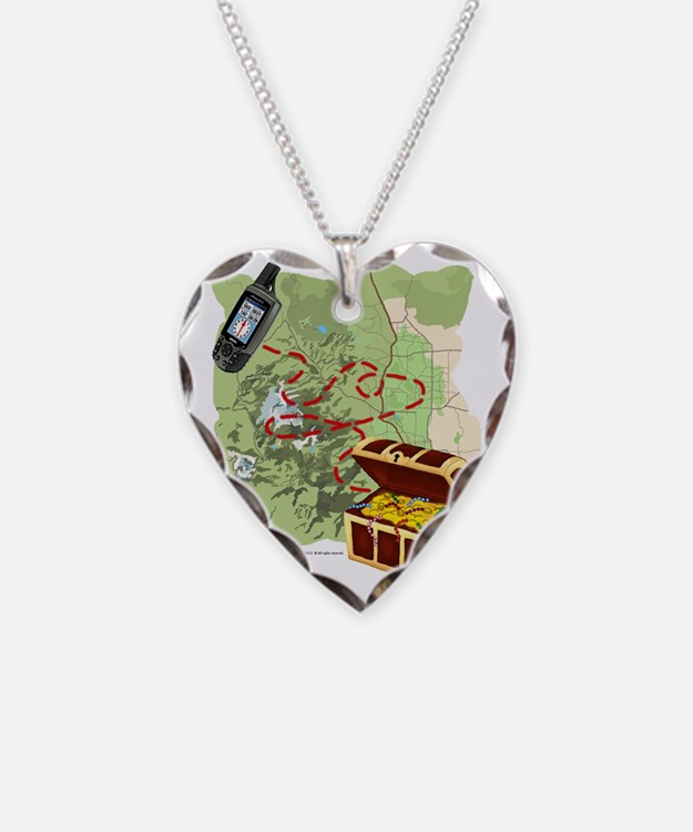 Geocache to Treasure Necklace