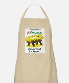Christmas Every Day Apron