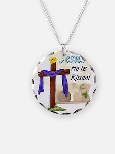 Jesus He is Risen! Necklace