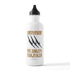 Junkers - German Aviat Water Bottle