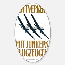 Junkers - German Aviation Decal
