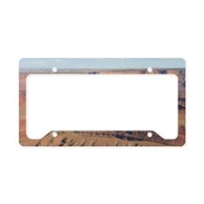 Dead Horse Point License Plate Holder